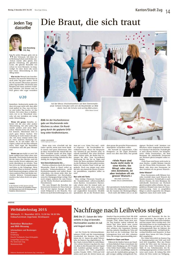 Neue Zuger Zeitung